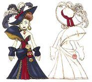 Noblewoman FFIX Art 2