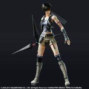 FF7 AC Yuffie Play Arts Kai
