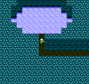 FFIII NES Subterranean Lake Entrance