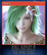 FFIV TAY Steam Card Rydia