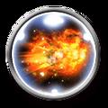 FFRK Fiery Fists Icon