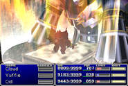FFVII Judgment