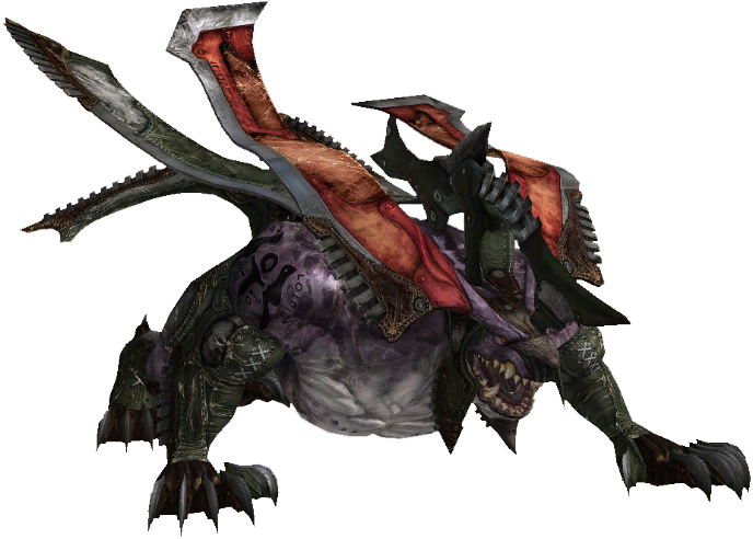 Feral Behemoth (Final Fantasy XIII-2)