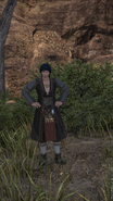 FFXIV Martyn's second outfit