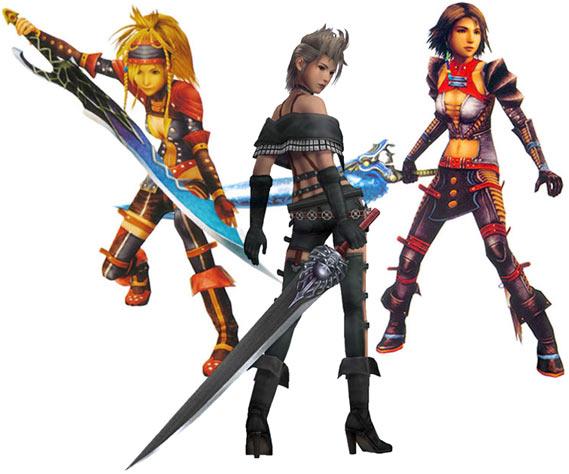 Warrior (Final Fantasy X-2)