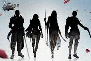 Final Fantasy XV mobile promotional render 3