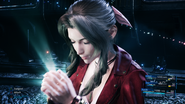 Healing Wind stance from FFVII Remake