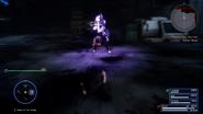 Ravus darkness flood attack from FFXV