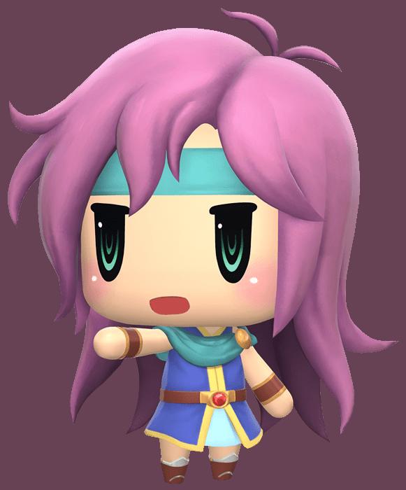 Faris (World of Final Fantasy boss)