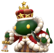 WoFF Tonberry King