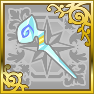 FFAB Crystal Staff SR