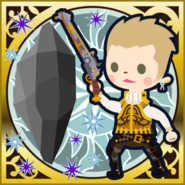 FFAB Seal Evil - Balthier Legend SR+