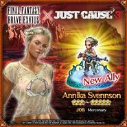 FFBE Annika Svennson Banner