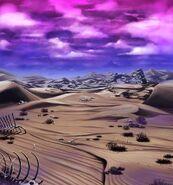 FFBE Zanton Dunes BG