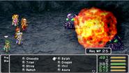 FFIVPSP Flare