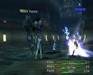 FFX-2 Blast Punch