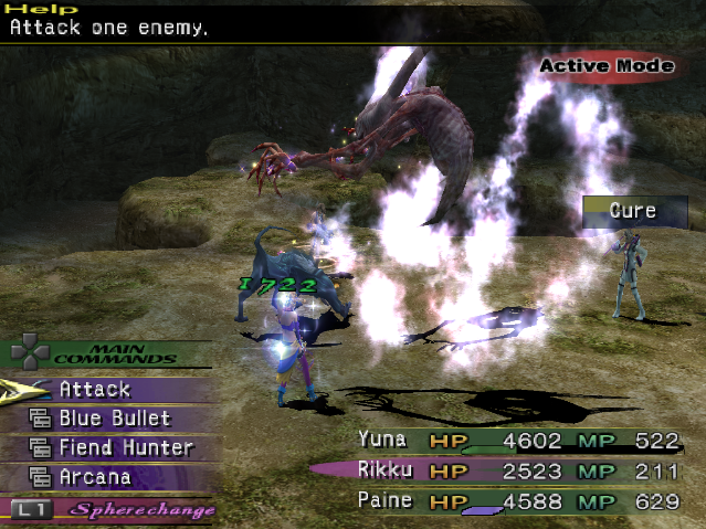 White Magic (Final Fantasy X-2)