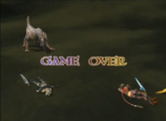FFX-2 Game Over