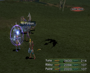 FFX-2 Hi-Potion
