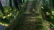 FFX HD Kilika Woods Stairway