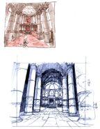 Ipsen's Castle FFIX Art 2