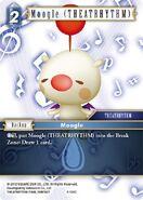 Moogle (THEATRHYTHM) 4-139C from FFTCG Opus