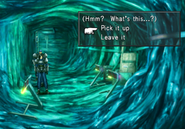 Old Key 1 in Centra Excavation Site from FFVIII R