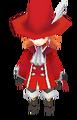 Refia Red Mage Battle