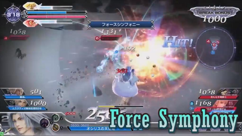 Force Symphony