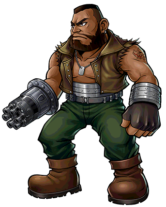 Barret Wallace/Opera Omnia
