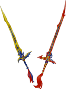 DFF Eternity Swords