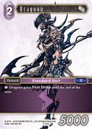 Dragoon 2-120C from FFTCG Opus