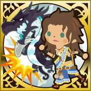 FFAB Dragon Claws - Fang Legend SR