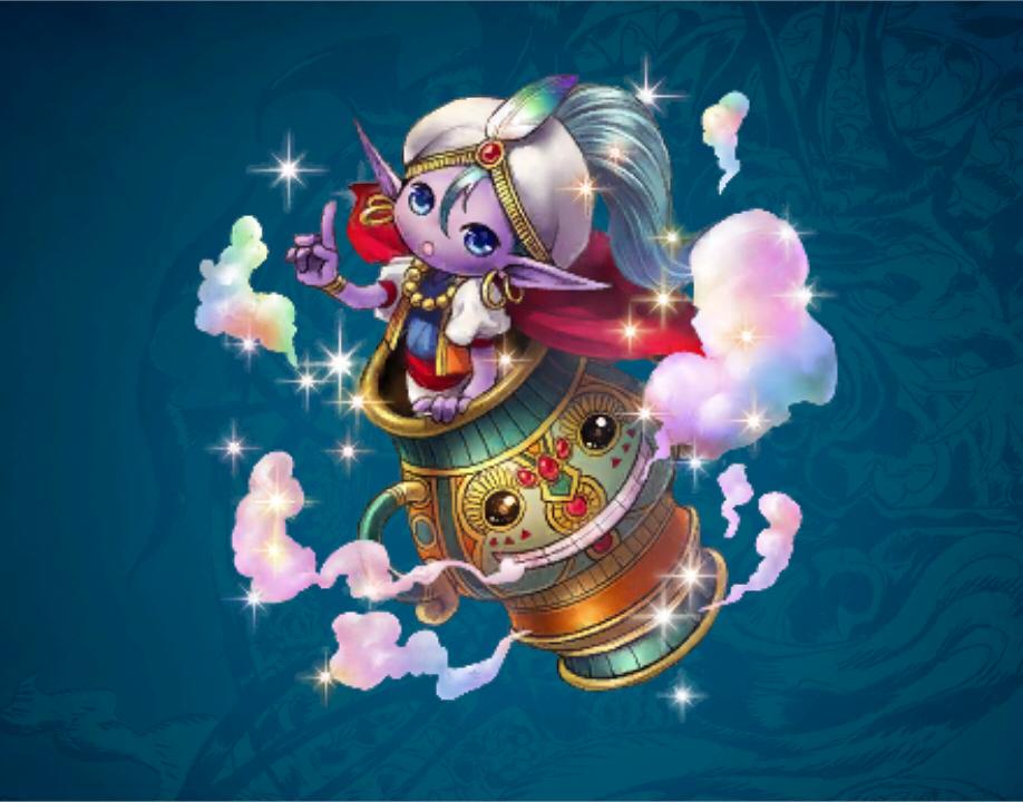 Magic Pot (Dimensions II)