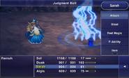 FFD Judgment Bolt