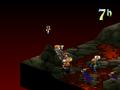 FFT Walk on Lava