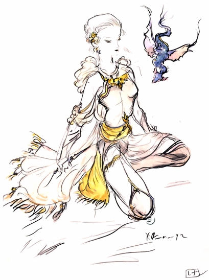 Larva (Final Fantasy IV -Interlude-)