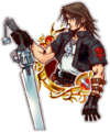 KHUX Illustrated Leon 6★ Medal