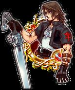 KHUX Illustrated Leon 6★ Medal