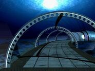 Underwater Reactor Tunnel