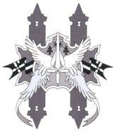 Alexandria Emblem FFIX Art