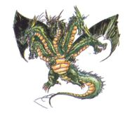 Amano Tiamat FFII (color)