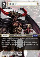 Chaos 1-184H from FFTCG Opus