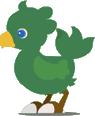 Chocobo Panic - Green Chocobo