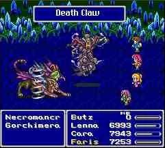 Death Claw (ability)