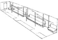 Elizabete cabin concept for Final Fantasy Unlimited