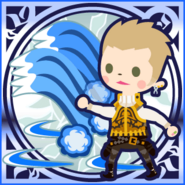 FFAB Tides of Fate - Balthier Legend SSR
