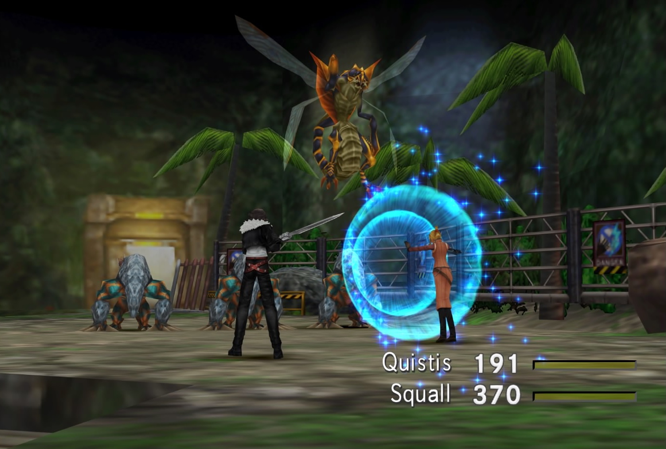 Protect (Final Fantasy VIII)
