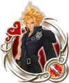 KHUX KH2 Cloud 4★ Medal
