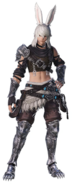Male Viera from FFXIV render 1